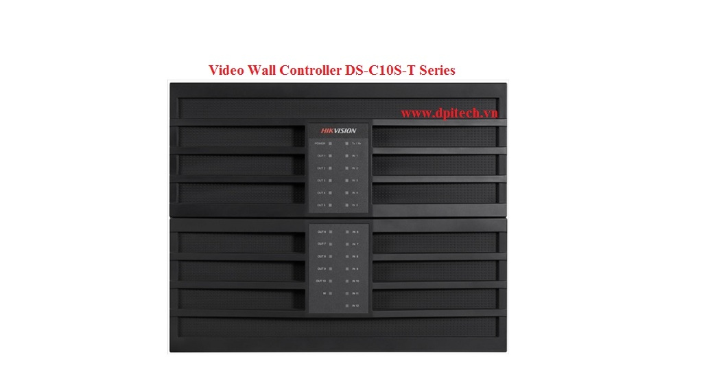 Wall Controller DS-C10S-S09T